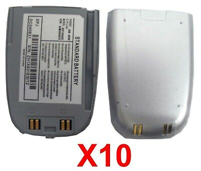 LOT OF 10 SAMSUNG A650 SPH-A650 STANDARD OEM Battery