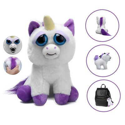 Feisty Unicorn Stuffed Animals For Kids Funny Christmas Toys Birthday Gifts