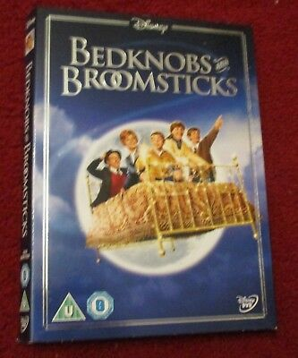 Disney Dvd Bedknobs & Broomsticks -  O-Ring Only - No Disc .