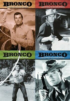 BRONCO THE COMPLETE TV SERIES New Sealed DVD Seasons 1 2 3 4