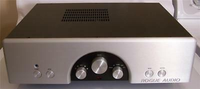 Rogue Audio 99 Super Magnum tube linestage preamp w/ mm/mc phono option
