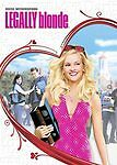 Legally Blonde (DVD, 2001, Valentine Faceplate Checkpoint Sensormatic Widescree…
