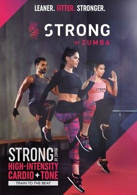 Strong By Zumba, 5053083180041