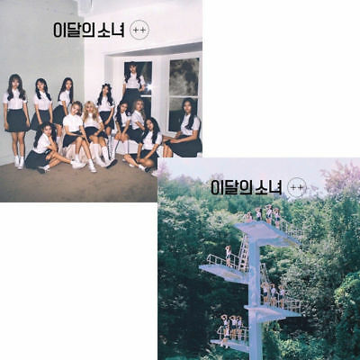MONTHLY GIRL LOONA - + + [Normal Random ver.] CD+Photobook+Photocard+Gift K-POP