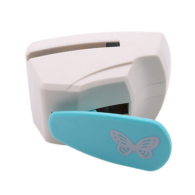 Creative Butterfly Love Heart Shape Paper Punch Card Photo Cutter Craft ToolCB