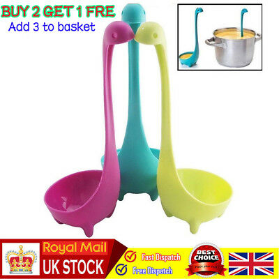 Dinosaur Spoons Soup Loch Ness Ladle Nessie Spoon Kitchen Supplies 2018 Hot