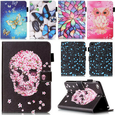 For New iPad 6th Gen 9.7 2018 / 5th 2017 A1822 A1823 PU Leather Case Cover Stand