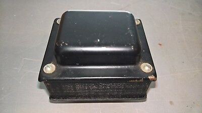 Audio Output Transformer for 7189A Tubes  GOOD