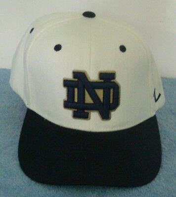 Notre Dame Fighting Irish Cap - Zephyr Adjustable Snapback Hat Wool Blend NCAA