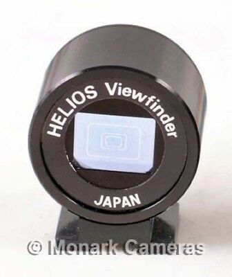 Helios Viewfinder 35mm, 85mm & 135mm Lens Bright Line Marks for Leica Contax FED