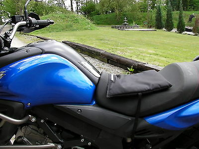 Motorcycle Seat Pad Not Air Or Gel Fits All Bikes And Scooters