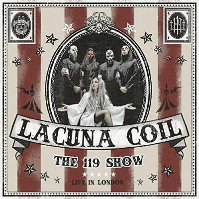 Lacuna Coil-119 Show Live In London CD NEW