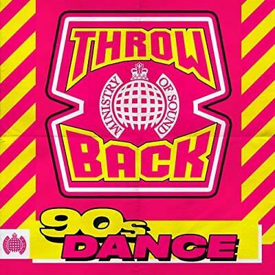Various Artists-Throwback 90`S Dance CD NEW