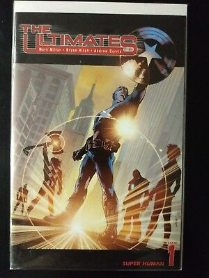 Marvel's The Ultimates volume 1 issues 1-13
