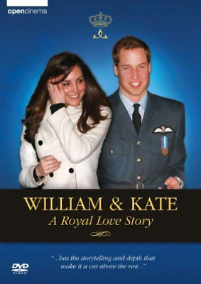 William and Kate: A Royal Love Story DVD NEW