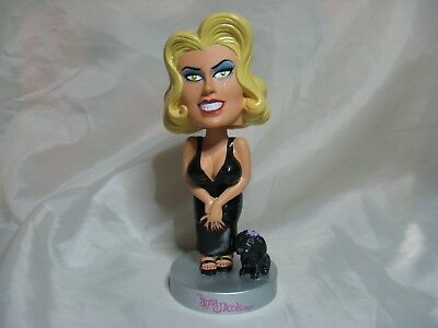 2002 TV Show ANNA NICOLE Bobble Head Doll Bosley Bobbers Playboy MINT - NO BOX