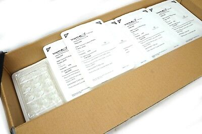 1 BOX of 50 VWR 12-well flat bottom TC-treated Multiwell cell culture plates 734