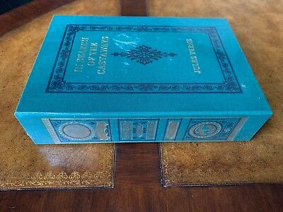 Easton Press IN SEARCH OF THE CASTAWAYS Verne SEALED Deluxe Limited Edition