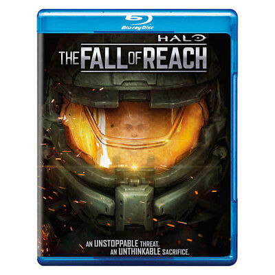 Our Alchemy Llc Br04248 Halo-Fall Of Reach (Blu Ray)         Nla