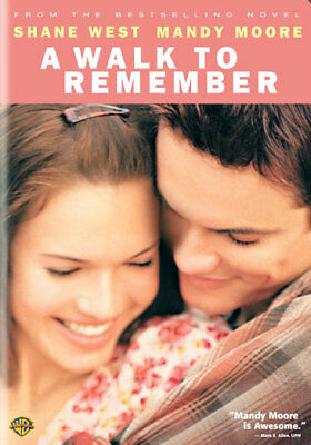 Warner Home Video D116329D Walk To Remember (Dvd/p&s/ws/eng-Fr-Sp Sub/repkg)