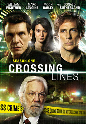 Lions Gate Home Ent D44307D Crossing Lines (Dvd) (Ws/eng/eng Sub/span Sub/2.0...