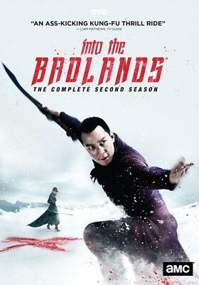 Lions Gate Home Ent D53993D Into The Badlands-Season 2 (Dvd) (Ws/eng/span Sub...