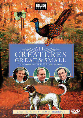 Warner Home Video De152808D All Creatures Great & Small-Complete Series 2 (Dv...