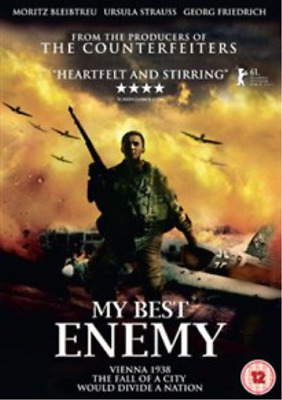 Moritz Bleibtreu, Georg Fri...-My Best Enemy DVD NEW