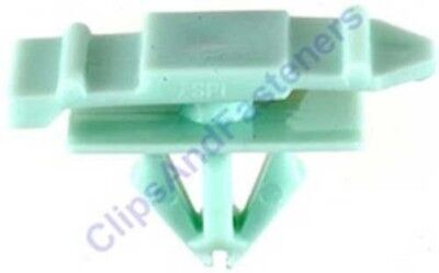 Clipsandfasteners Inc 15 Rocker Moulding Clips Grand Prix For GM 10323057