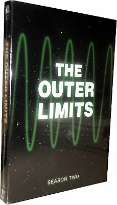 The Outer Limits: Season Two 2 (Brand New, DVD, 5-Disc Set)
