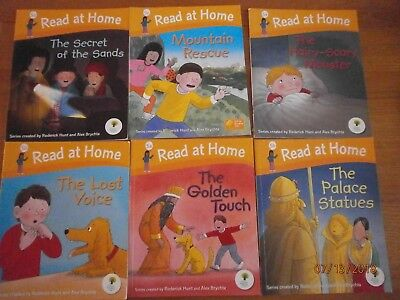 Oxford reading Tree Read At Home Level 5 reading with confidence 5a,5b,5c x 6 PB