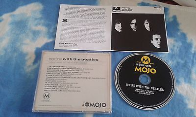 We're With The Beatles Mojo Uk Cd Album