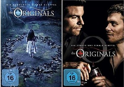 The Originals Staffel 4+5 DVD Set Neu und Originalverpackt