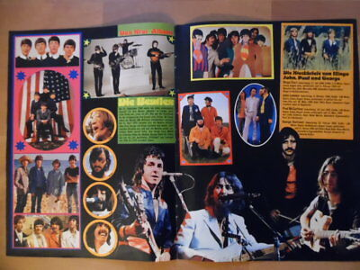 THE BEATLES --- Star Album 2x AA -Bravo Clipping 641