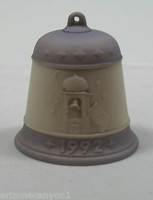 """Hummel Goebel Christmas Bell """"Harmony in Four Parts"""" 1992 4th Ed. 186 New in Box"""