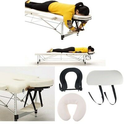 Massage Table Face Cradle and Pillow Arm Support for Salon Spa Acupressure