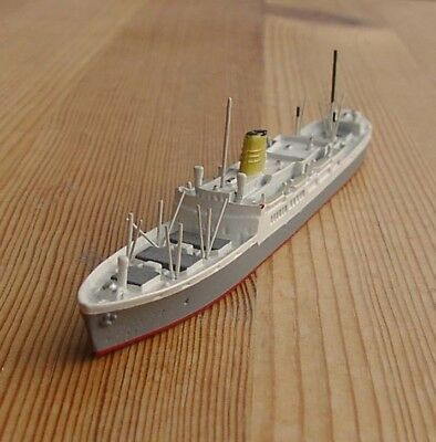 1/1250 Panama Railroad Company liner USAT ANCON later AGC 4 landing command ship