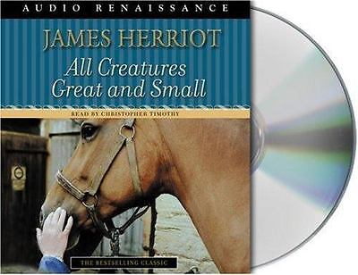 All Creatures Great and Small: The Warm and Joyful Memoirs of the Worlds Most Be