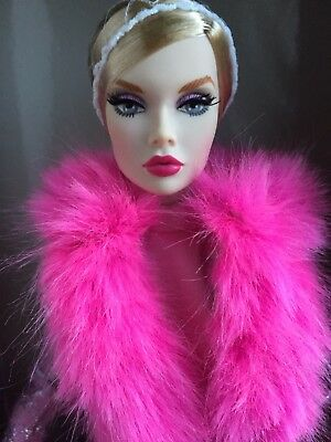Fr 2018 Integrity Luxe Life Poppy Parker Snow Stopper Fashion Royalty Doll Nrfb