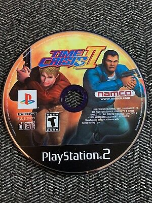 Time Crisis Ii - Ps2 - Disc Only - Free S/h - (B15)