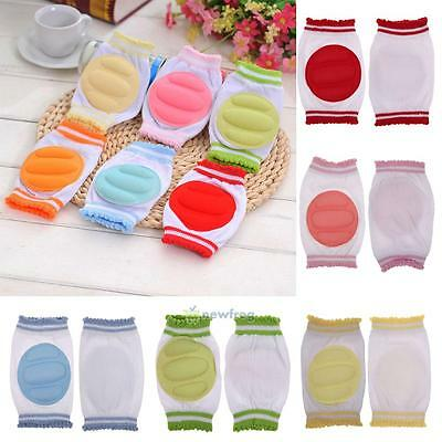 Kids Safety Crawling Elbow Cushion Infants Toddlers Baby Knee Pads Protector