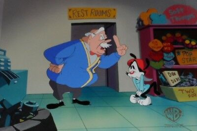 ANIMANIACS WAKKO WARNER The Animated Series Production Cel
