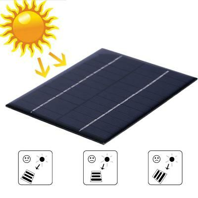 2W 12V Mini Solar Panel Polycrystalline Silicon DIY Battery Power Charger SN9F