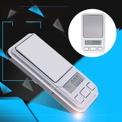 200gx0.01g Pocket High Precision LED Display Electronic Jewelry Measuring Scale