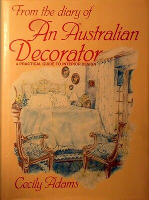 An Australian Decorator by Adams Cecily - Book - Hard Cover