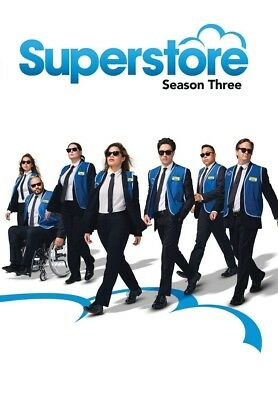 Superstore: The Complete Third Season (Brand New, DVD, 2-Disc Set)
