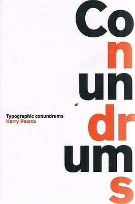 Conundrums by Pearce Harry - Book - Hard Cover - Maths/Physics