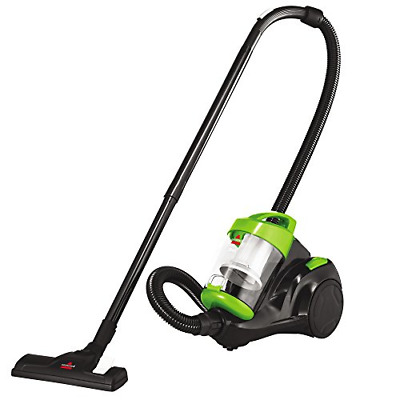 Bissell Zing Canister, 2156A Bagless Vacuum, Green Green Bagless
