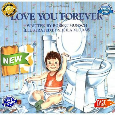 I Love You Forever Children Book By Robert Munsch Paperback Toddler Baby Story