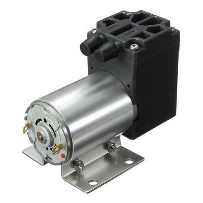 12V Mini Vacuum Pump Negative Pressure Suction Pump with Holder N4U8